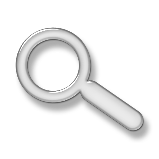 Magnifying Glass Size Icon