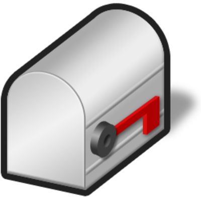 Library  Mail Box Icon image #20517