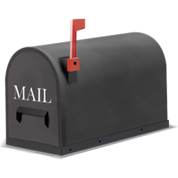 Library Icon  Mail Box image #20531