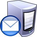 Icon Png Email Server image #7226