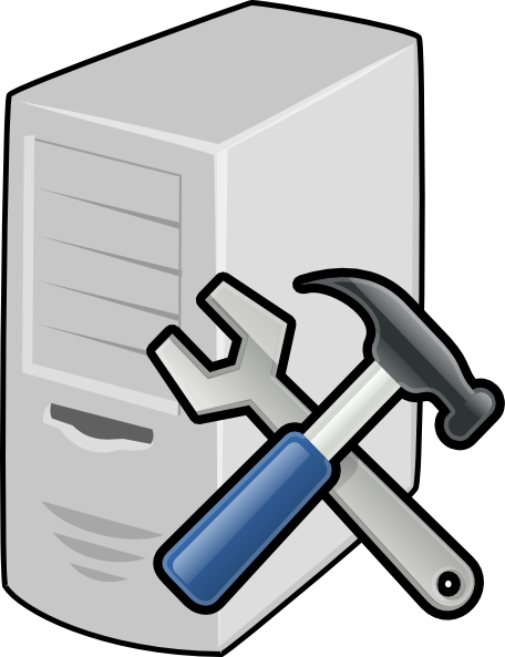 Email Server Icon Drawing image #7239