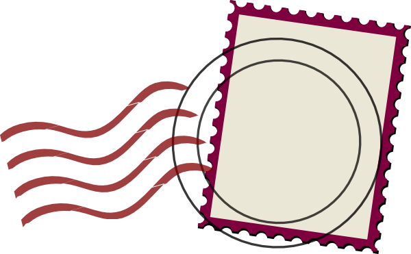 Mail Stamp Template png #24416 - Free Icons and PNG Backgrounds