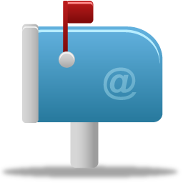 Mailbox Icon Png image #20508