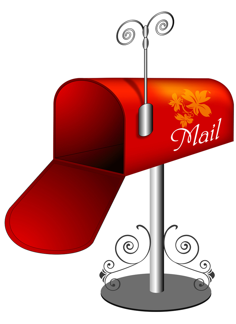 Mailbox Icon Png image #20510