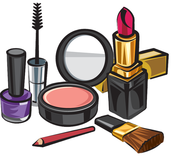 Clipart Makeup Png Collection image #7218