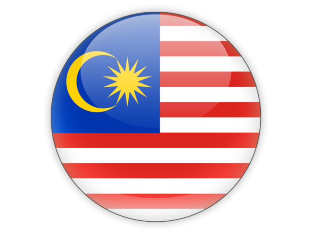 Malaysia Flags Icon Png 640x480, Flags HD PNG Download