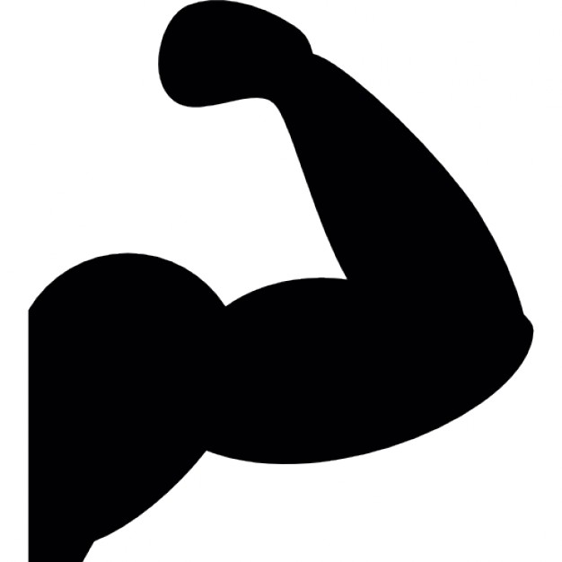 Male Muscles Of Sports Icons image #5218