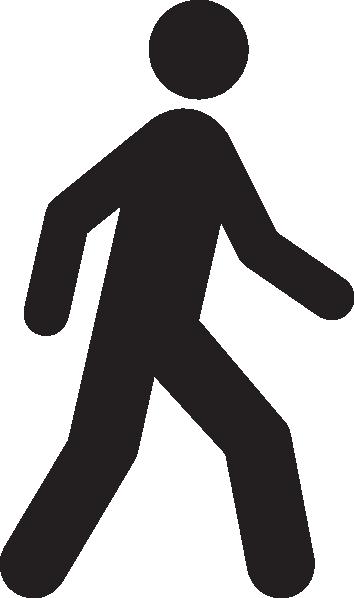 Red Man Symbol Clip Art at Clker com vector clip art online ...