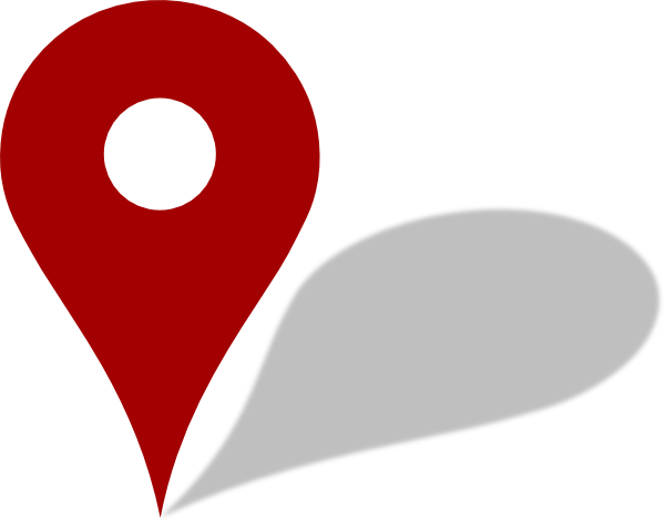 Map Red Pin Png image #39480