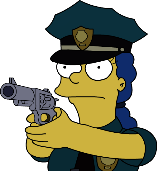 Marge Simpson Png image #39243