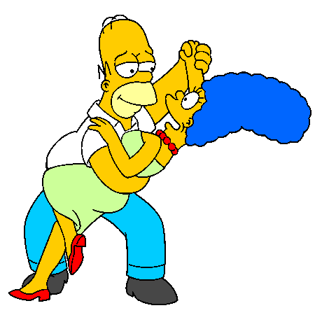 PNG Marge Simpson Picture