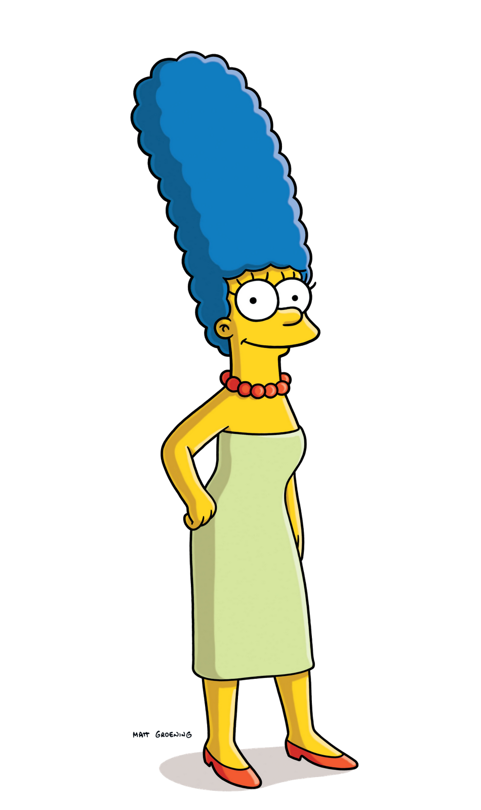 Marge Simpson Png image #39232