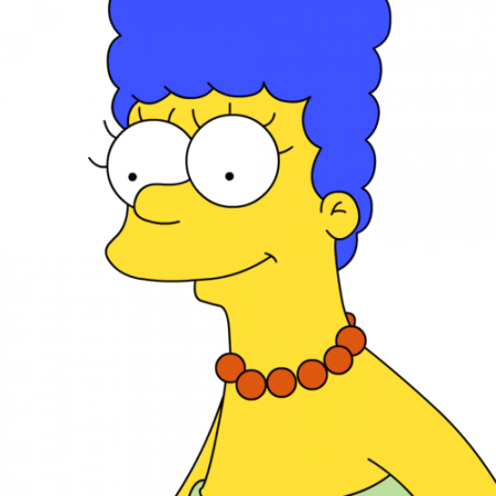 Marge Simpson Png image #39236