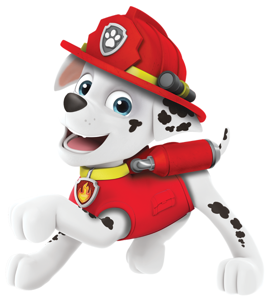 Marshall Paw Patrol Png 41894 Free Icons And Png Backgrounds
