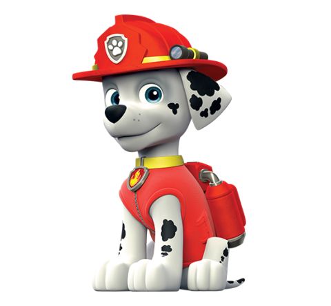 Marshall Png Paw Patrol 41889 Free Icons And Png Backgrounds