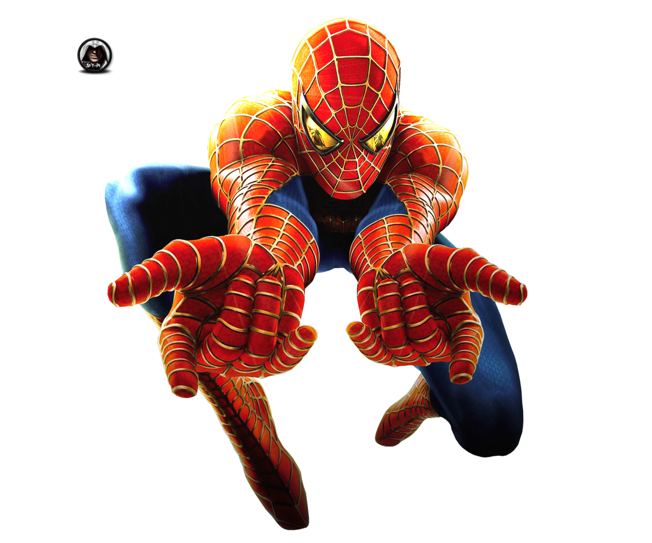 Marvel Comic Spiderman PNG Clipart