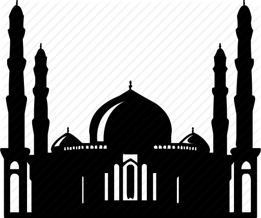 Masjid, mosque, Islamic Symbols Icon Png