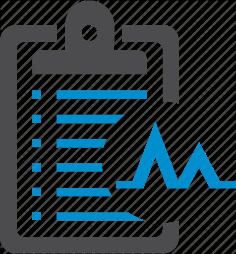 Medical Chart Icon image #37644