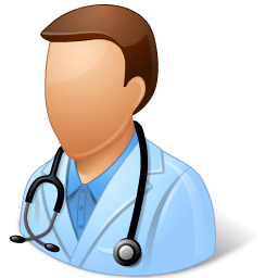 Medical Doctor Male Icon Png image #6589