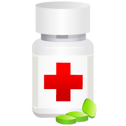Medical, Medicine, Pills, Pot Icon  image #6584