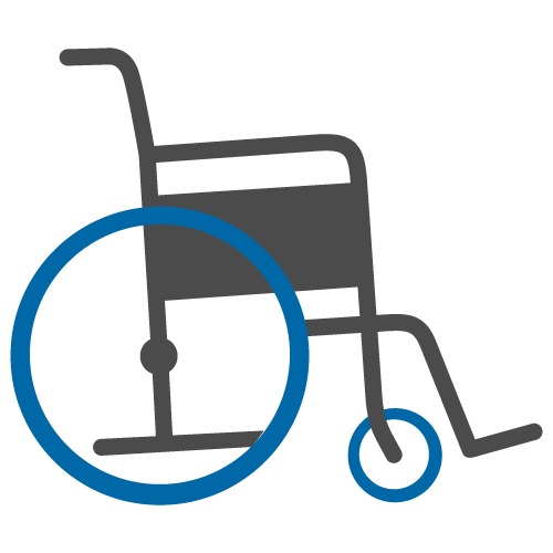 medical wheelchair png