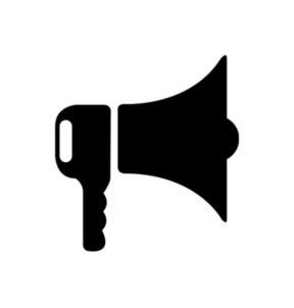 Megaphone Icons | Free Download image #299