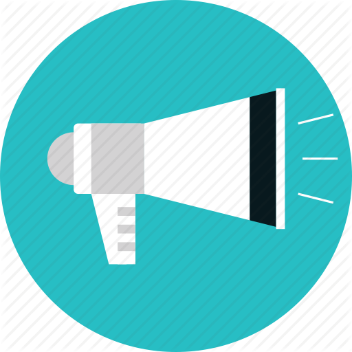 Megaphone, Message, News, Promotion, Speaker Icon  image #3422