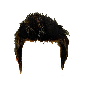 Clipart PNG Men Hairstyle image #26066