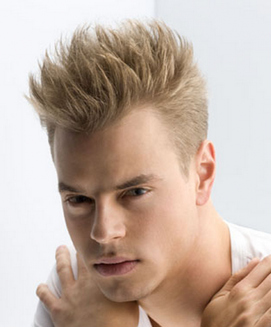 Men Hairstyle In Png image #26111