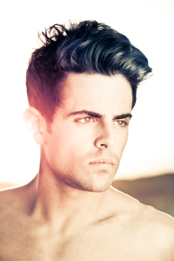 Best Free Men Hairstyle Png Image image #26122
