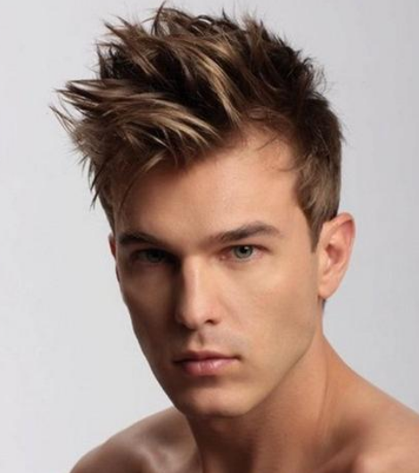 Men Hairstyle PNG Transparent image #26124