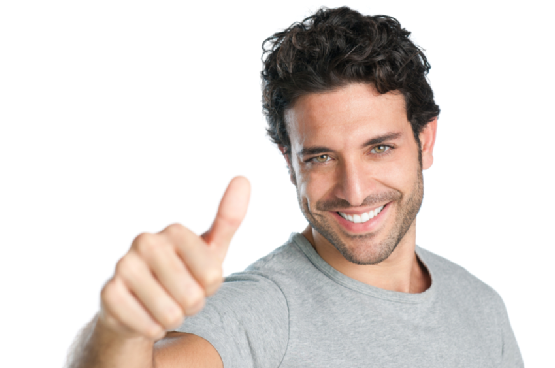 File Men Hairstyle PNG image #26073