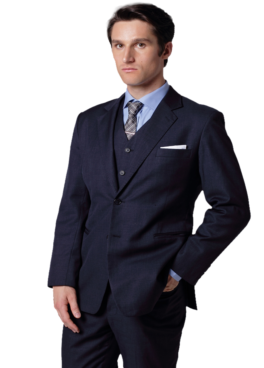 PNG Image Men Suit Transparent