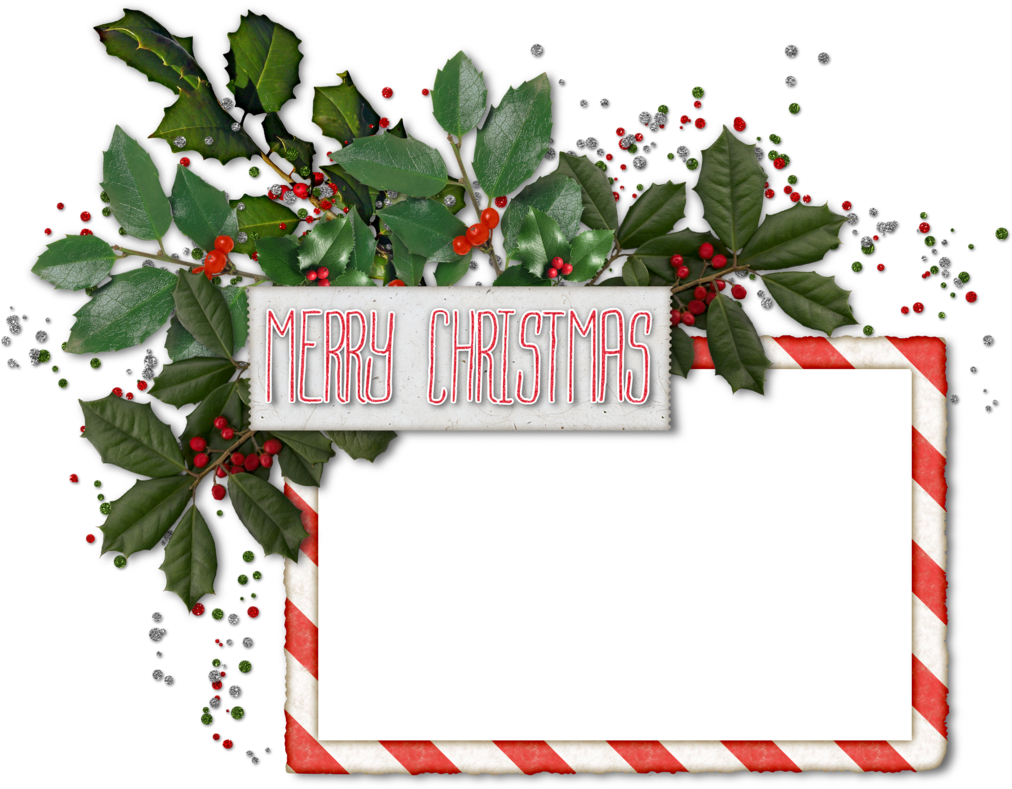 Merry Chirstmas download christmas frame PNG images