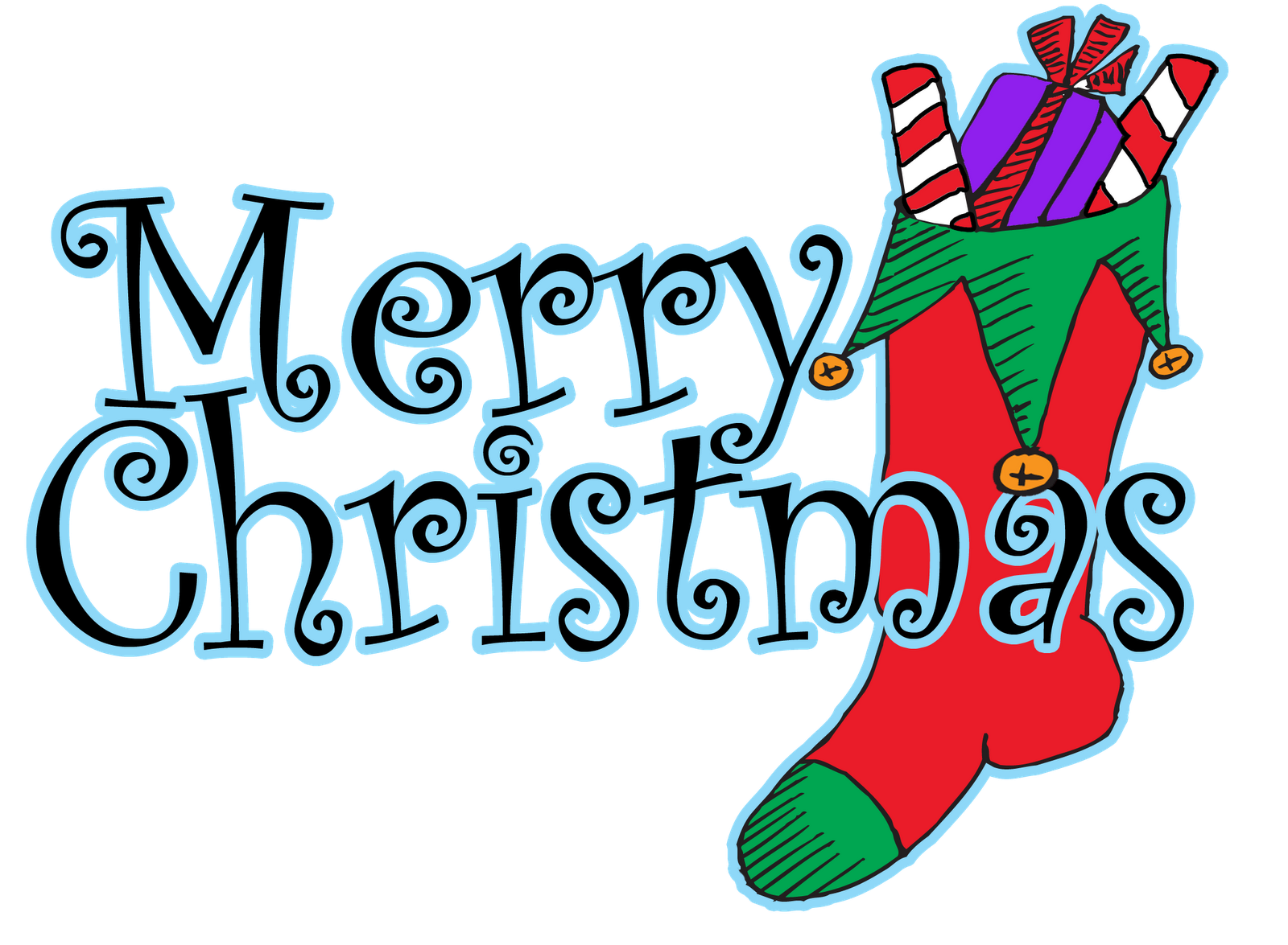 Merry Christmas Pic PNG image #27728