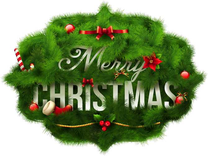 Png Download Merry Christmas High-quality image #27757