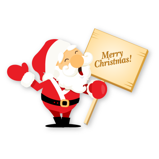 High Resolution Merry Christmas Png Clipart image #27731