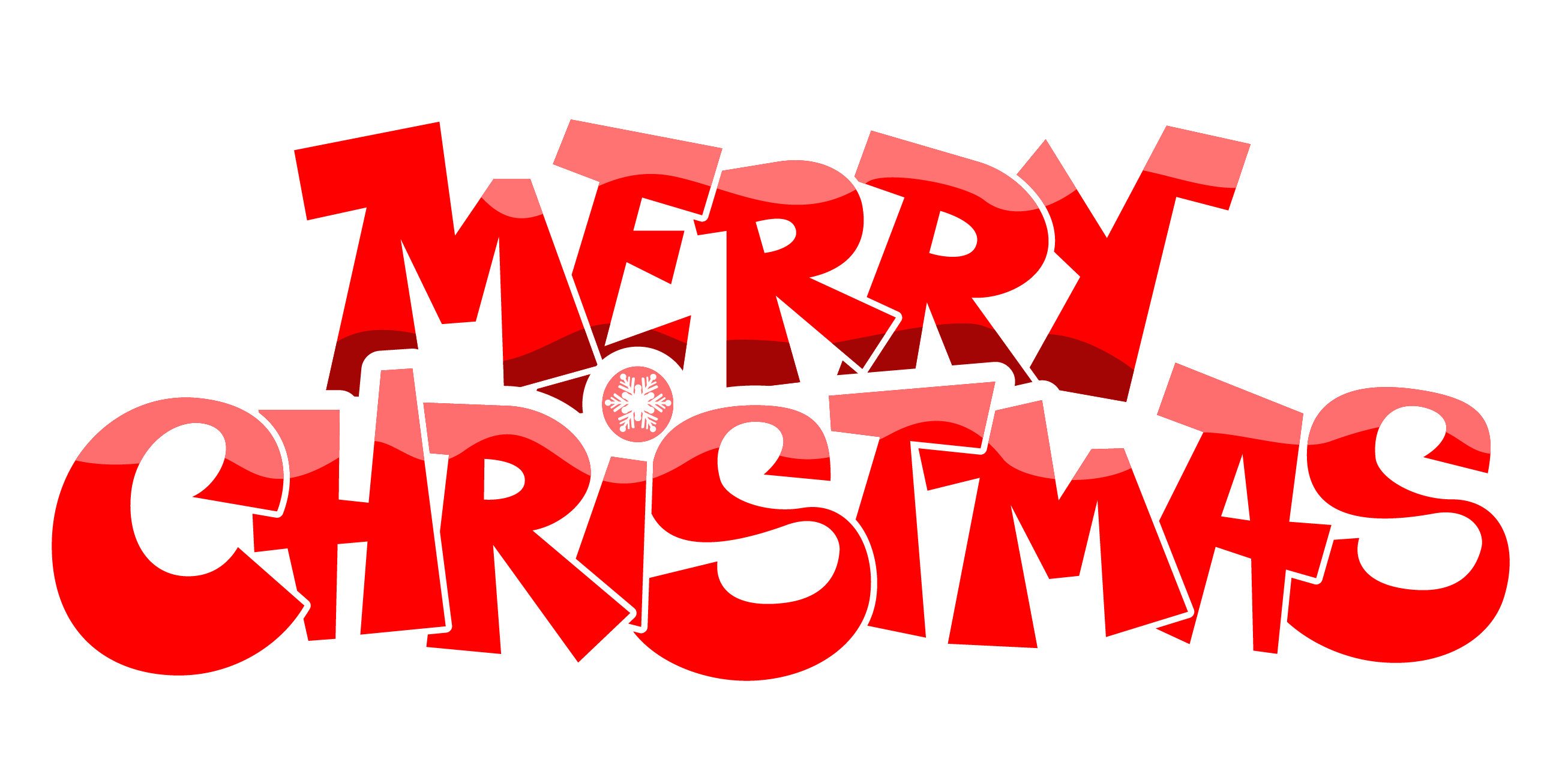 Merry Christmas Text Png image #27740