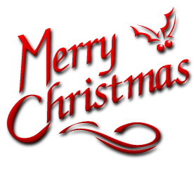 Merry christmas text png #27745 - Free Icons and PNG ...