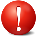 Message Alert Red Icon   Message Types Icons   SoftIconsm image #1558