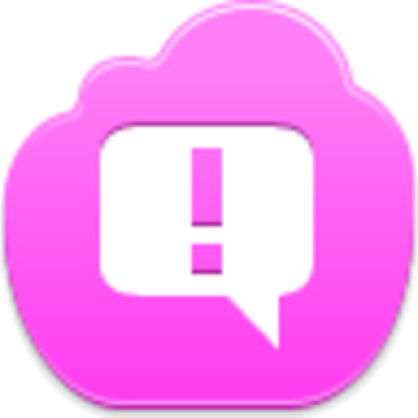 Message Attention Icon