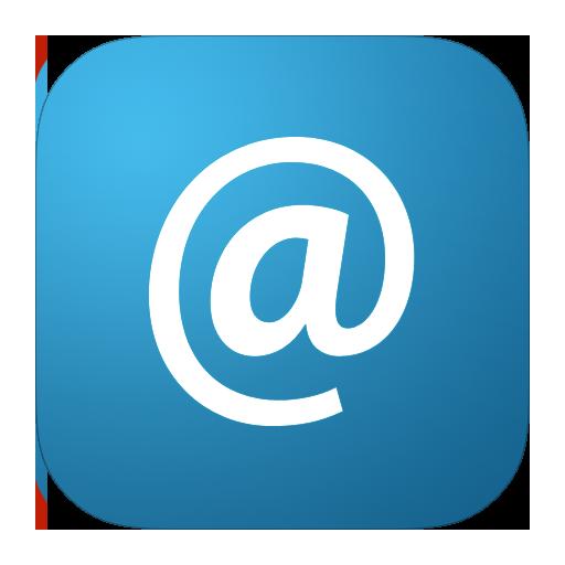 MetroUI Apps Email Icon | iOS7 Style Metro UI Iconset | igh0zt