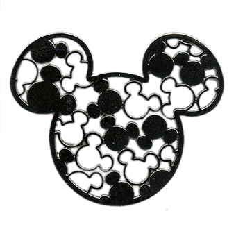 Svg Mickey Mouse Icon image #12201