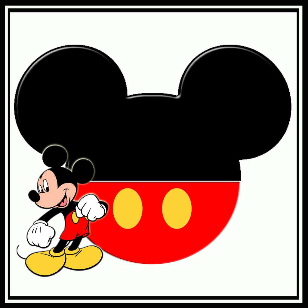 Save Mickey Mouse Png image #12190