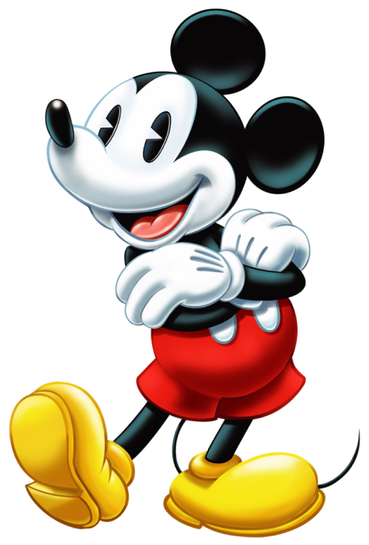 Mickey Mouse Icon Png image #12198