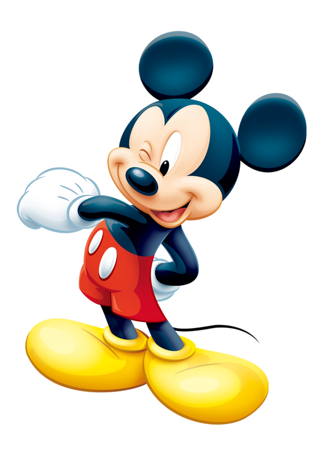 Mickey Mouse Png image #12208