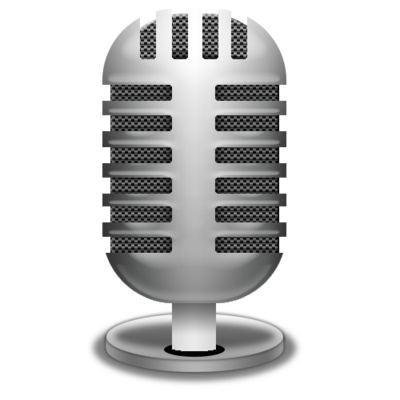 Microphone Background Transparent image #19988