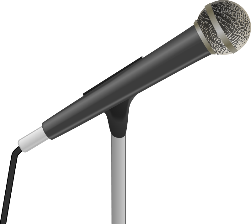 Microphone Png image #19989