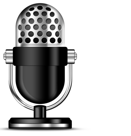 Microphone Png image #19999