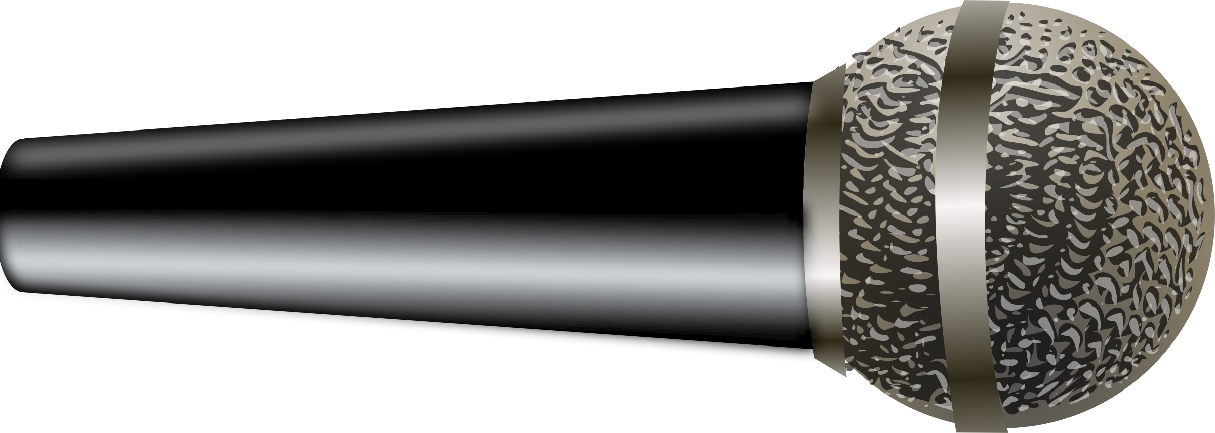 Background Transparent Microphone image #20000